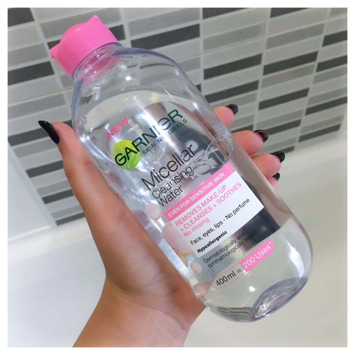 My Go To Makeup Remover..