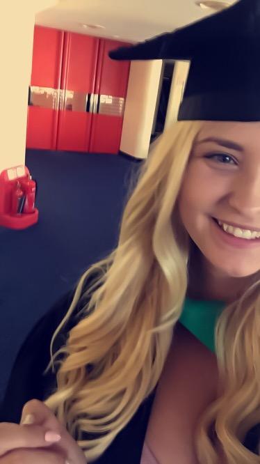 Smiling Graduation