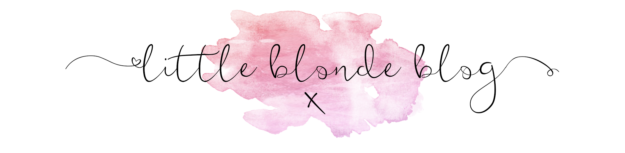 Little Blonde Blog x