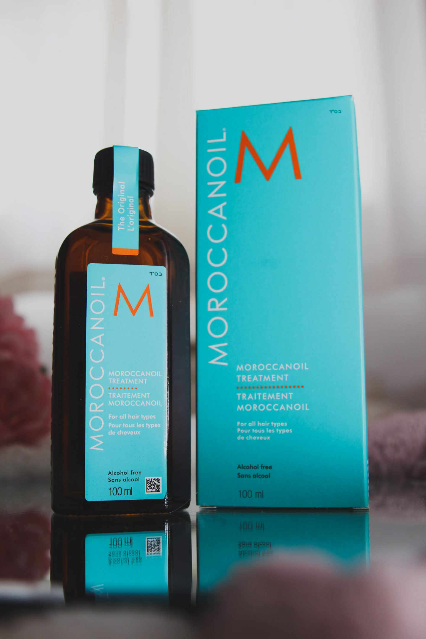Moroccan Oil Treatment Little Blonde Blog x