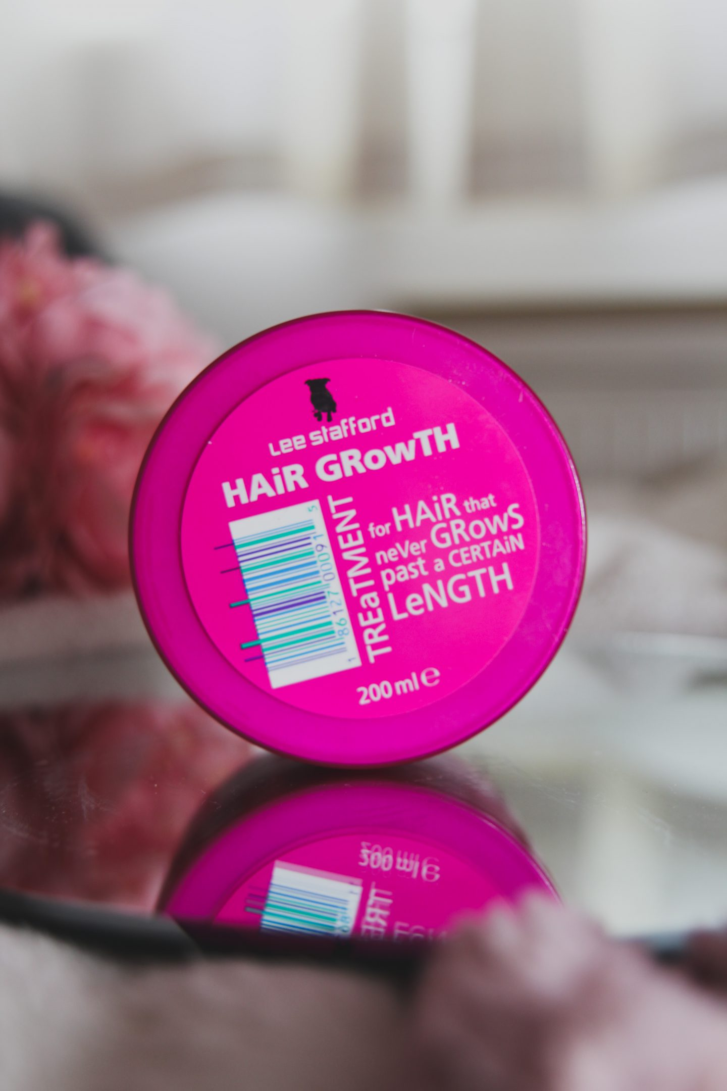 Lee Stafford Hair Growth Mask - Little Blonde Blog x