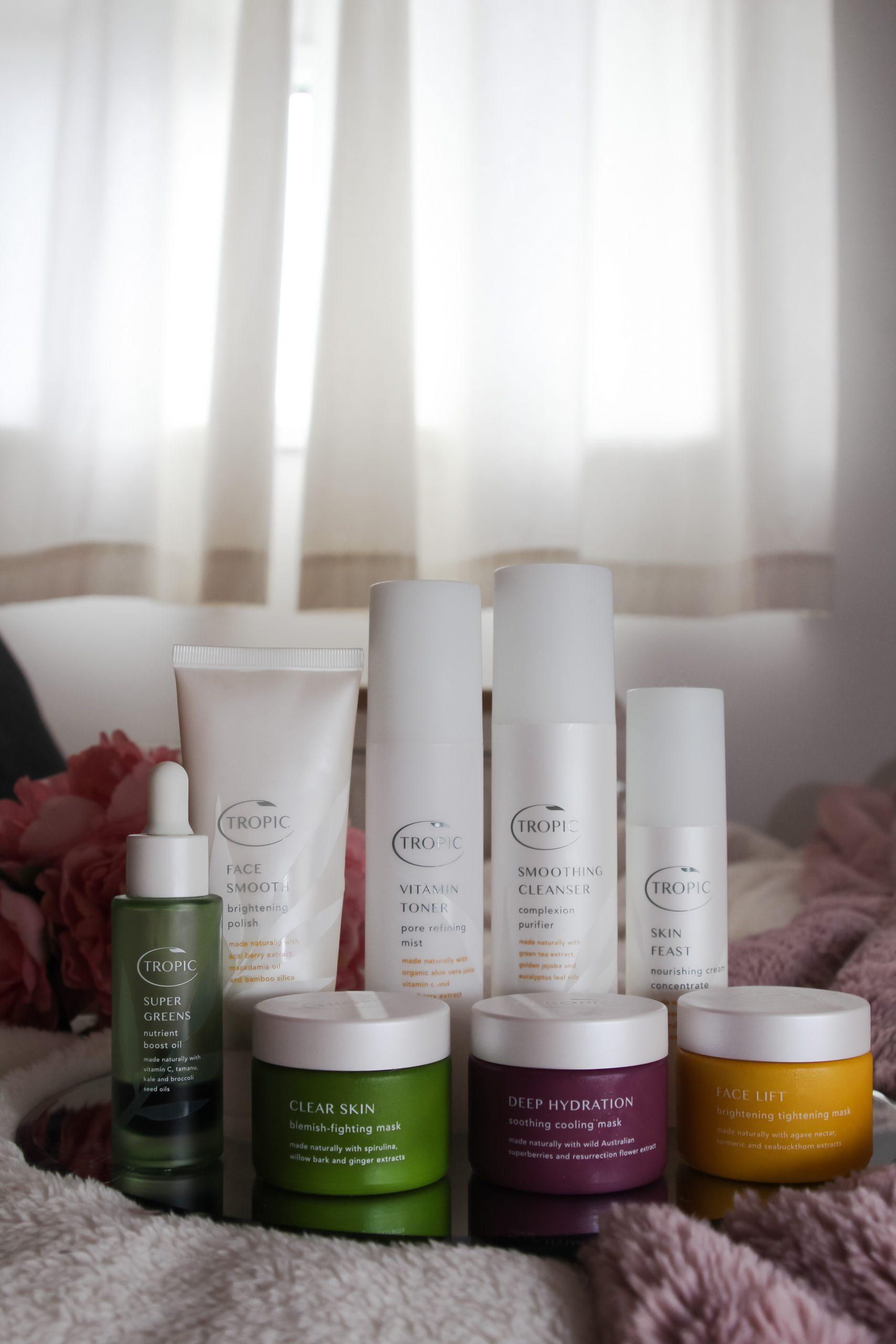 Tropic Skincare Range
